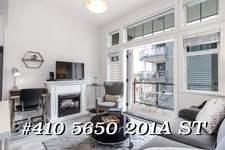410 5650 201A STREET - MLS® # R2473018
