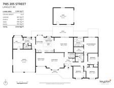 7185 205 STREET - MLS® # R2500889