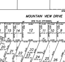 15736 MOUNTAIN VIEW DRIVE - MLS® # R2516112