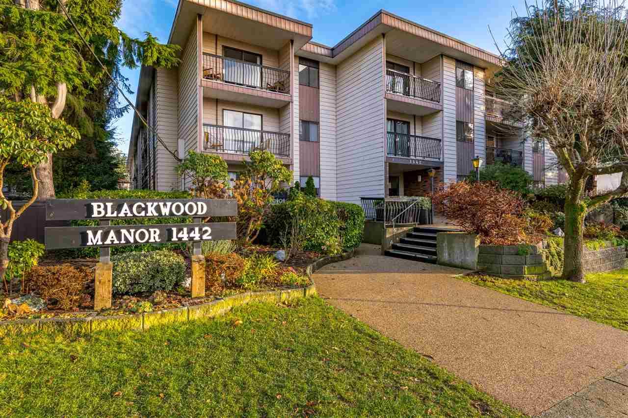 316 1442 BLACKWOOD STREET - MLS® # R2523524