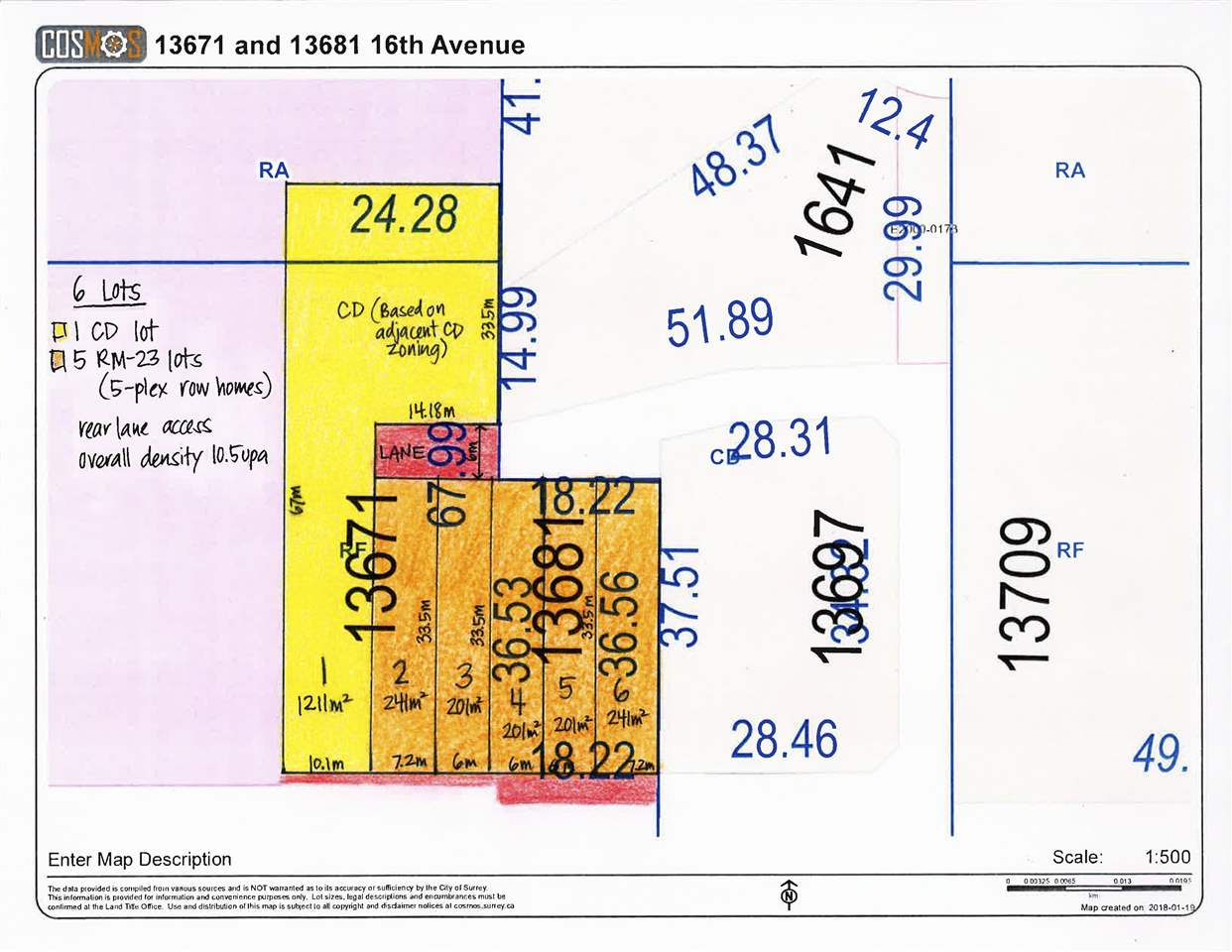 13671 16 AVENUE - MLS® # R2535923