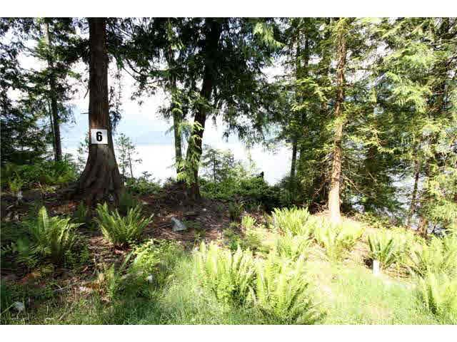 Lot 6 WITHERBY POINT ROAD - MLS® # R2280902