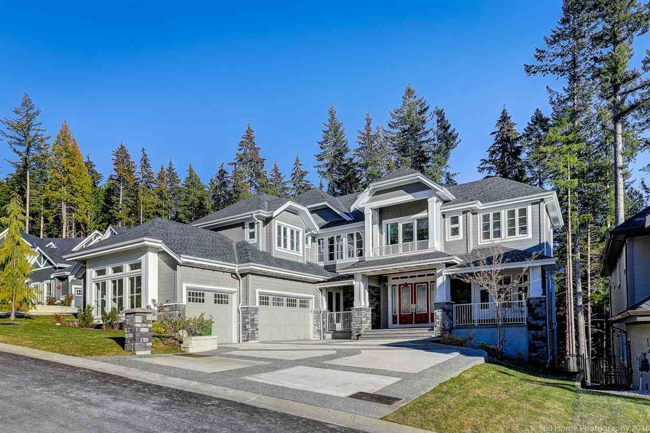 28 HERITAGE PEAK ROAD - MLS® # R2327854