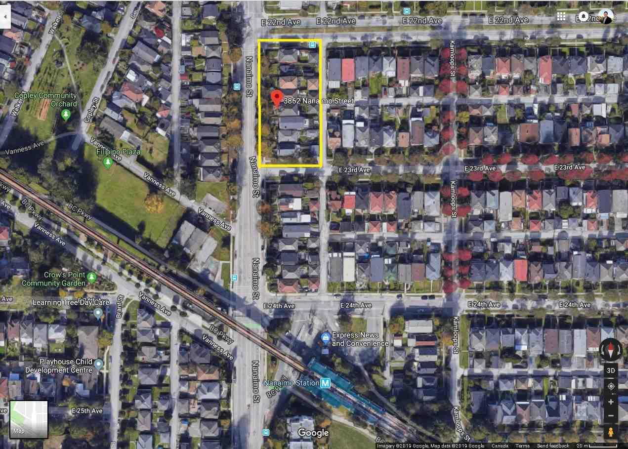 3862 NANAIMO STREET - MLS® # R2341976