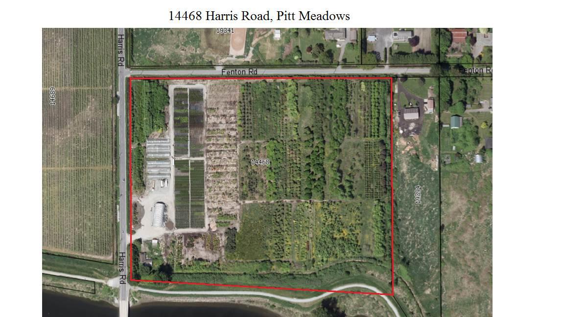 14468 HARRIS ROAD - MLS® # R2351422
