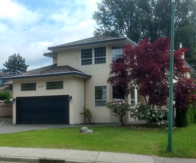 1431 PURCELL DRIVE - MLS® # R2351488