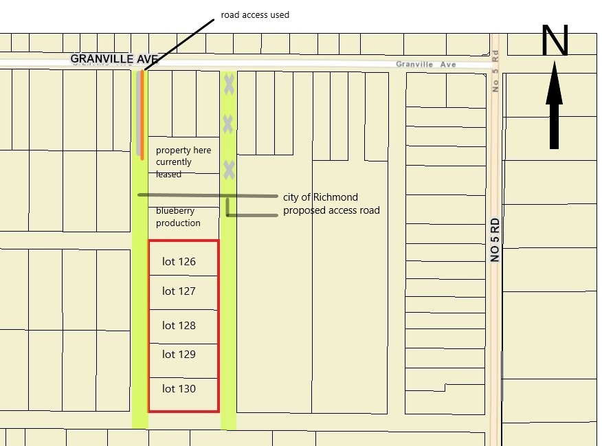 LOT 127 GRANVILLE AVENUE - MLS® # R2354457