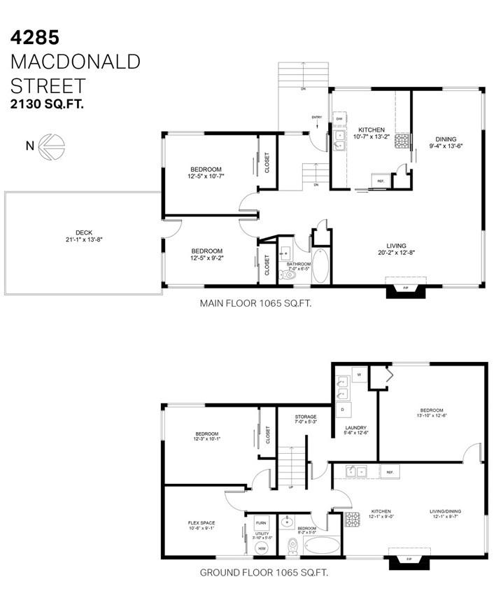4285 MACDONALD STREET - MLS® # R2386900