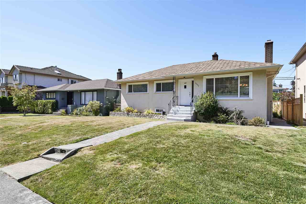 2293 W KING EDWARD AVENUE - MLS® # R2393760