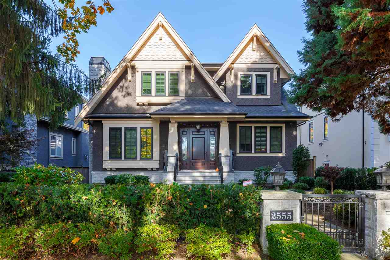 2555 W 15TH AVENUE - MLS® # R2395897