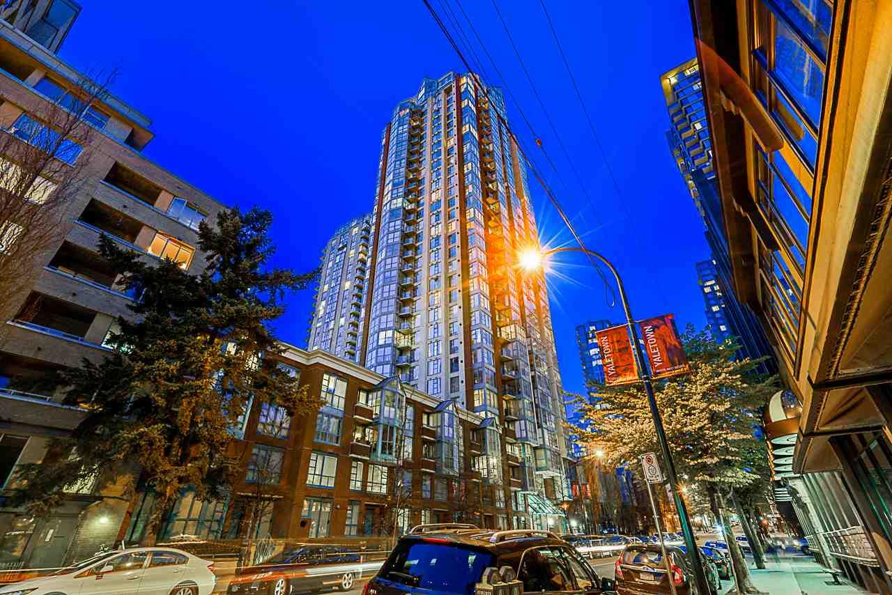 3604 939 HOMER STREET - MLS® # R2397591