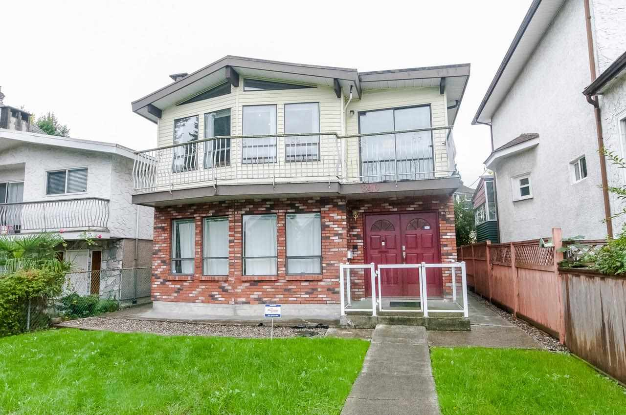 840 E 12TH AVENUE - MLS® # R2405670