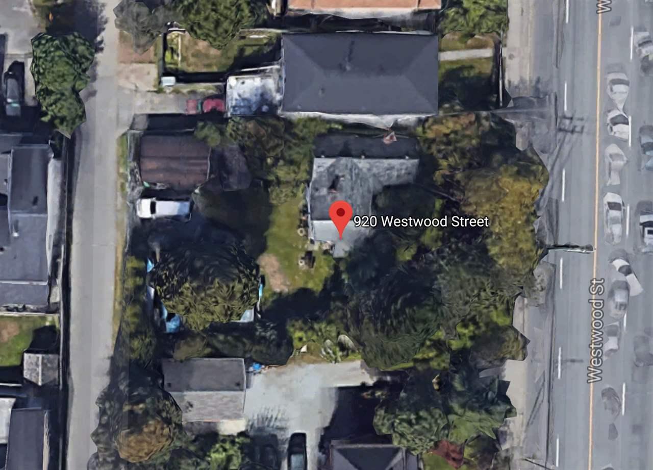 920 WESTWOOD STREET - MLS® # R2408846