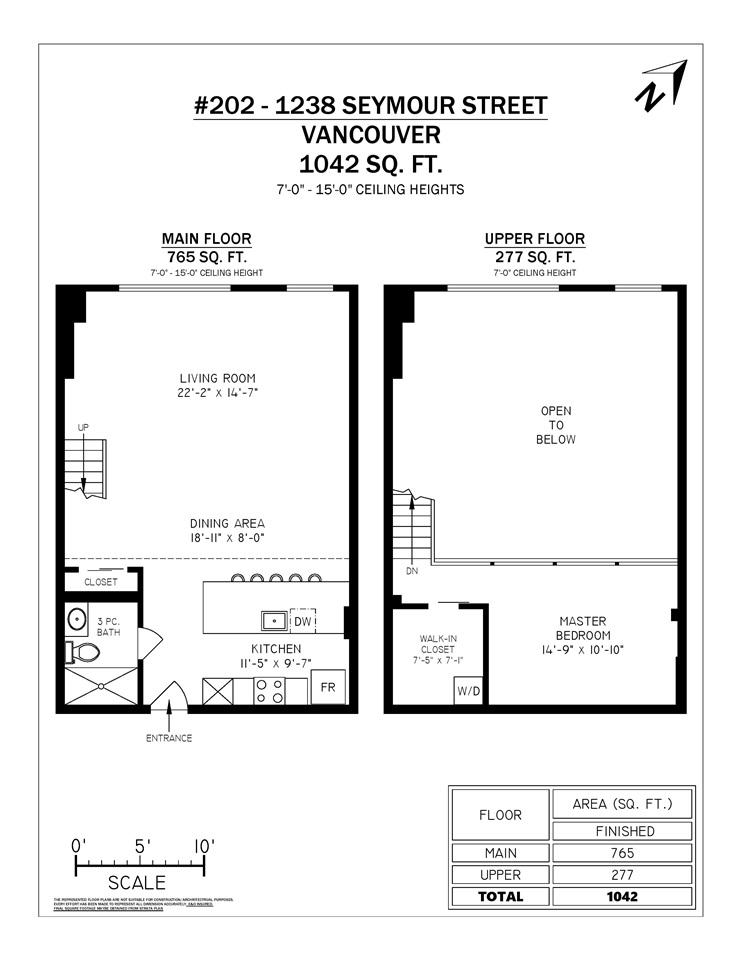 202 1238 SEYMOUR STREET - MLS® # R2408975