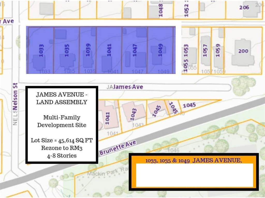 1035 JAMES AVENUE - MLS® # R2410790