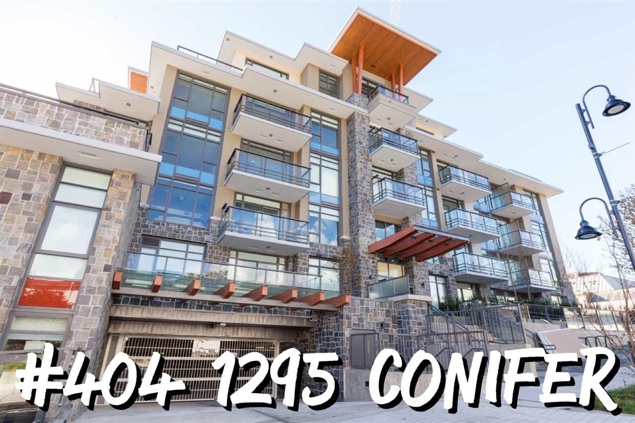 404 1295 CONIFER STREET - MLS® # R2413047