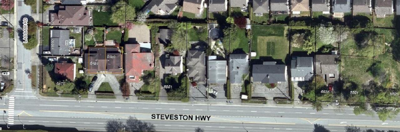 5471 STEVESTON HIGHWAY - MLS® # R2415900