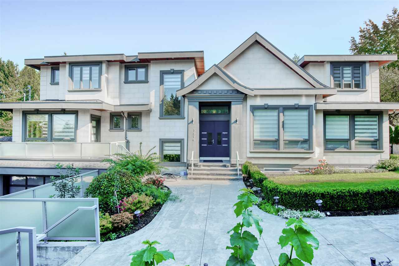 5876 BUCKINGHAM AVENUE - MLS® # R2416681