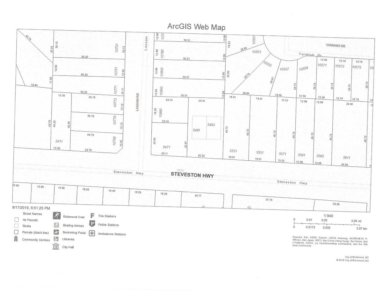5591 STEVESTON HIGHWAY - MLS® # R2417145