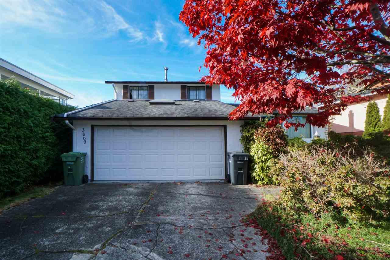 3660 MORESBY DRIVE - MLS® # R2417670