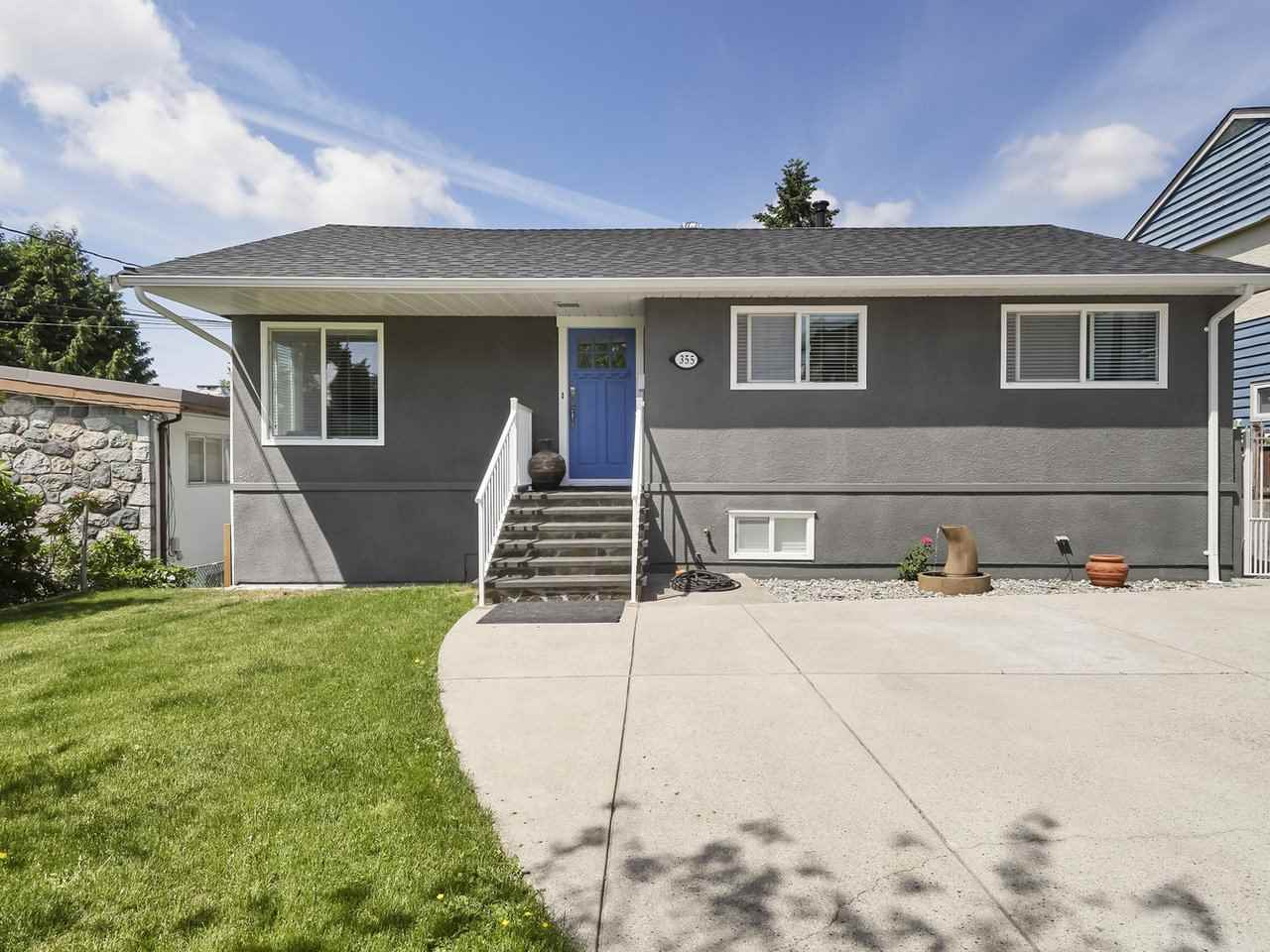 355 HYTHE AVENUE - MLS® # R2418043