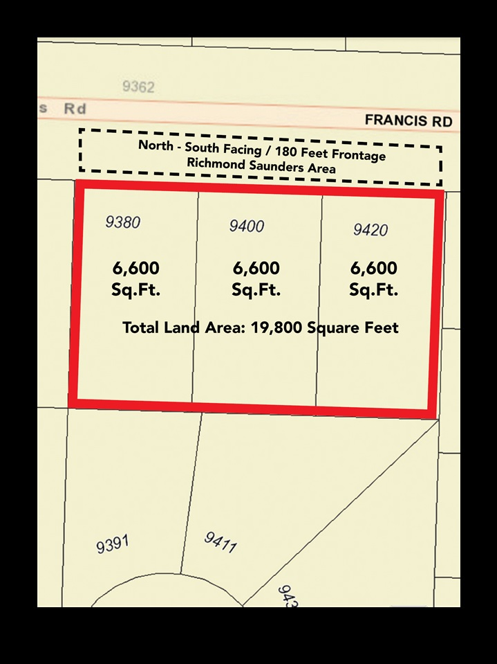 9380 FRANCIS ROAD - MLS® # R2418561