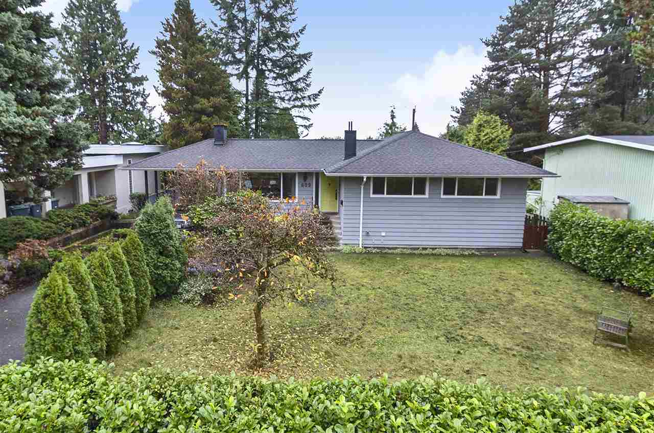 609 SHANNON CRESCENT - MLS® # R2420837