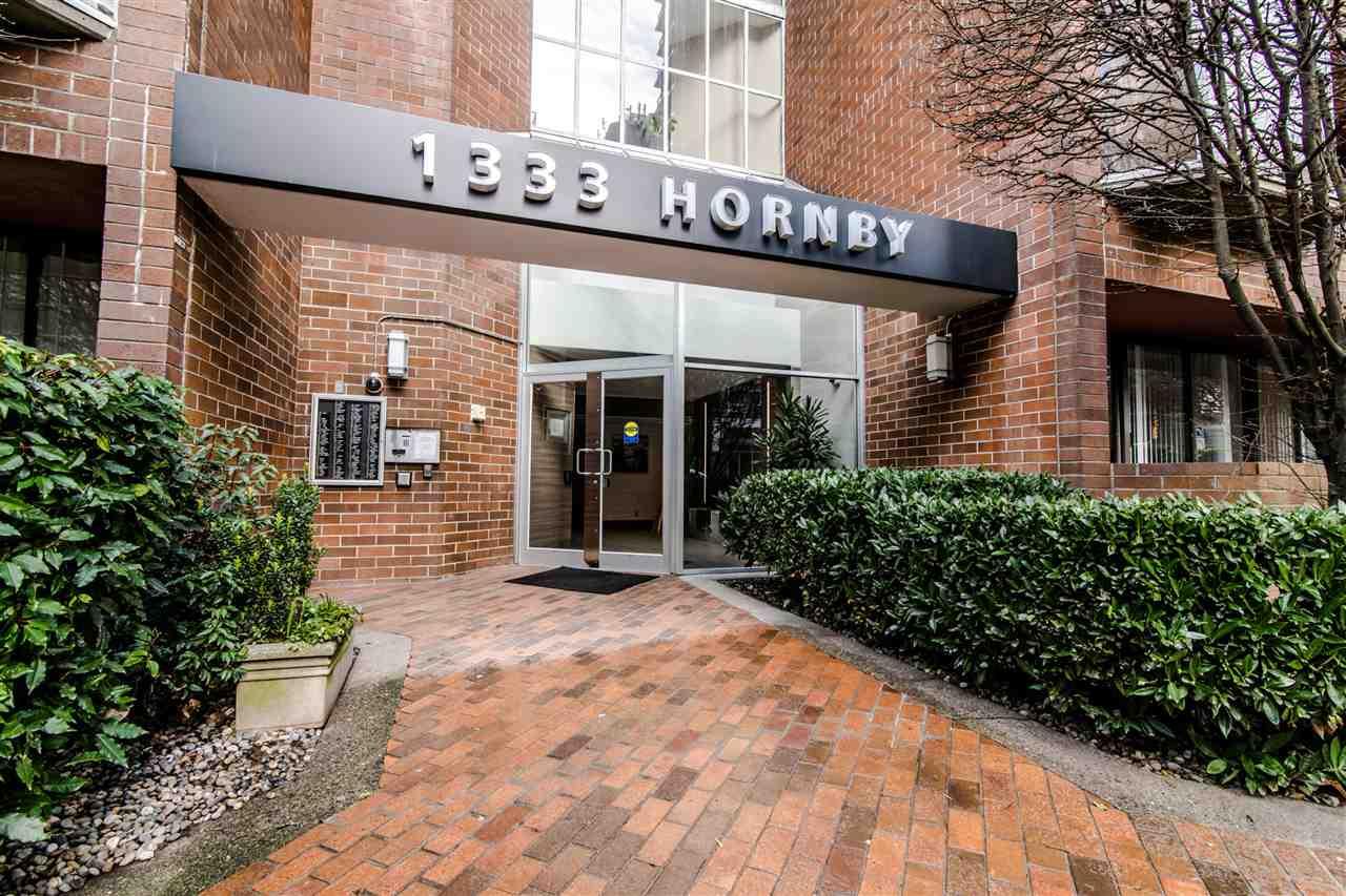 404 1333 HORNBY STREET - MLS® # R2420991
