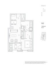 1102 1550 ALBERNI STREET - MLS® # R2422318
