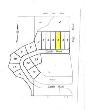 LOT 3 CASTLE ROAD - MLS® # R2422349