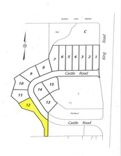 LOT 12 CASTLE ROAD - MLS® # R2422448