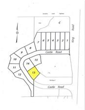 LOT 13 CASTLE ROAD - MLS® # R2422454
