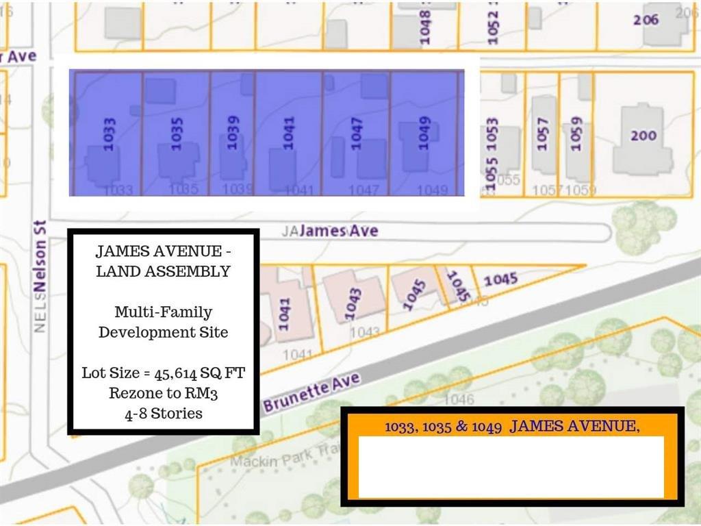1049 JAMES AVENUE - MLS® # R2424383