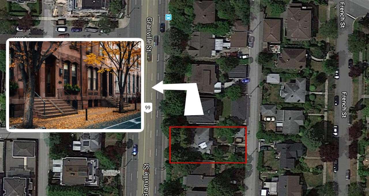 7650 GRANVILLE STREET - MLS® # R2425593
