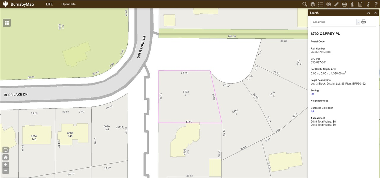 6702 OSPREY PLACE - MLS® # R2426045
