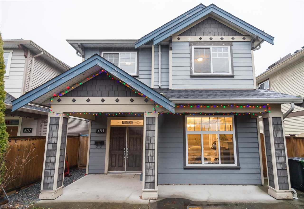 6793 STEVESTON HIGHWAY - MLS® # R2426134