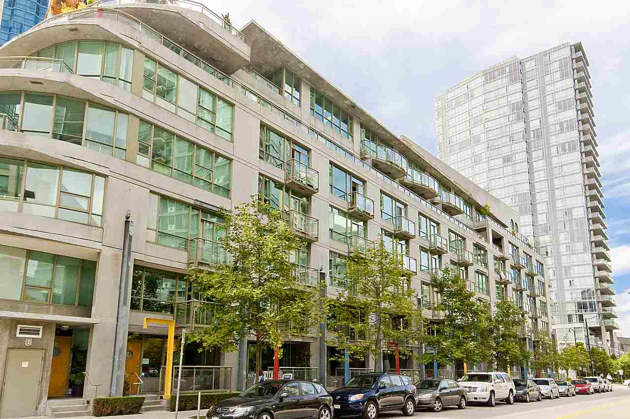 701 702-1478 W HASTINGS STREET - MLS® # R2426967
