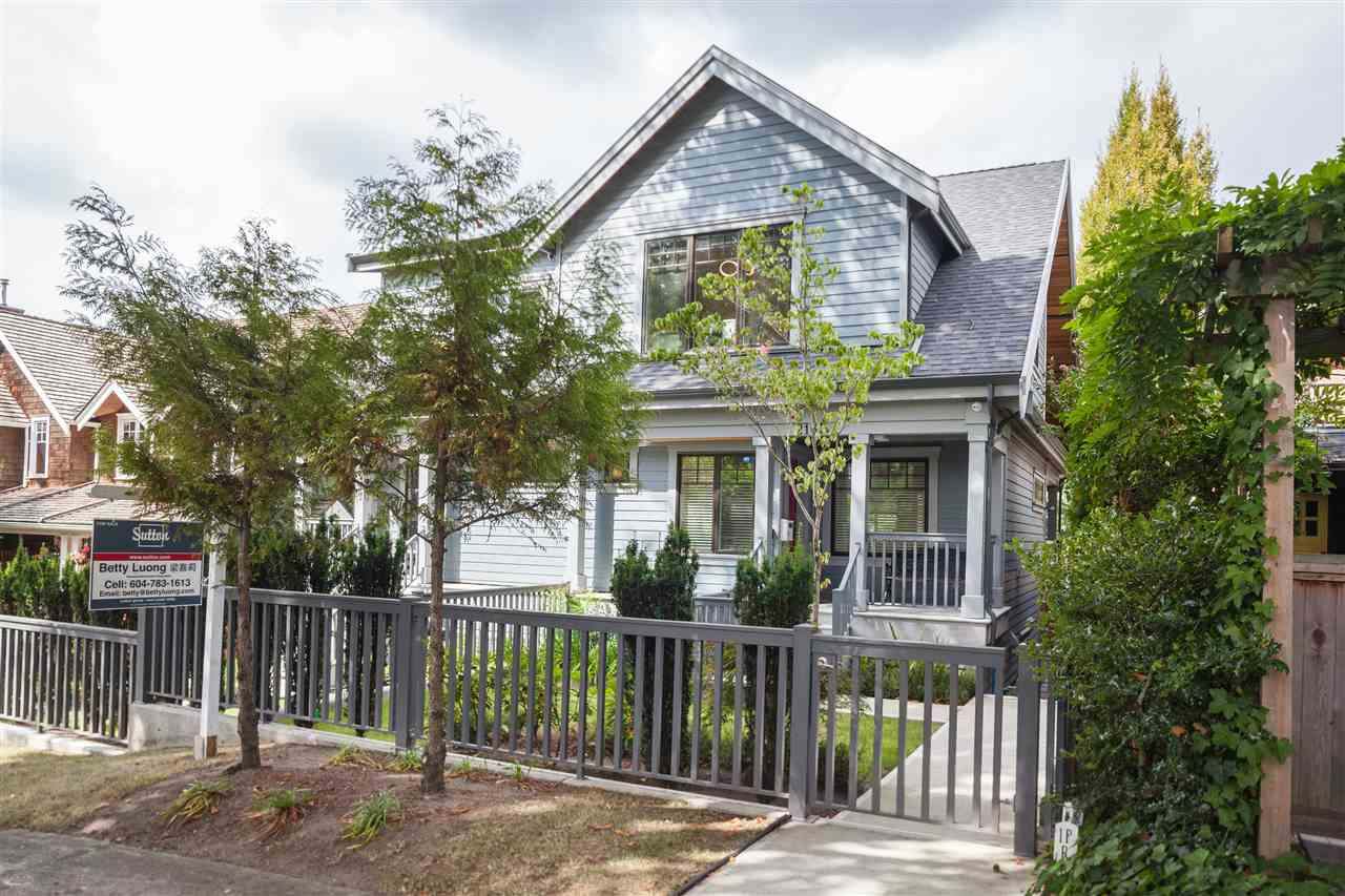 2165 W 14TH AVENUE - MLS® # R2427811
