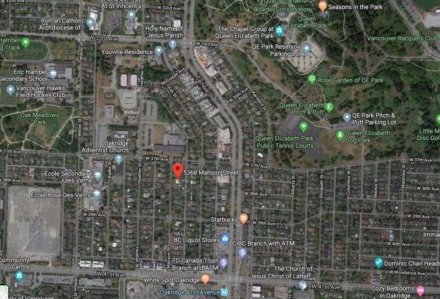 5368 MANSON STREET - MLS® # R2428883