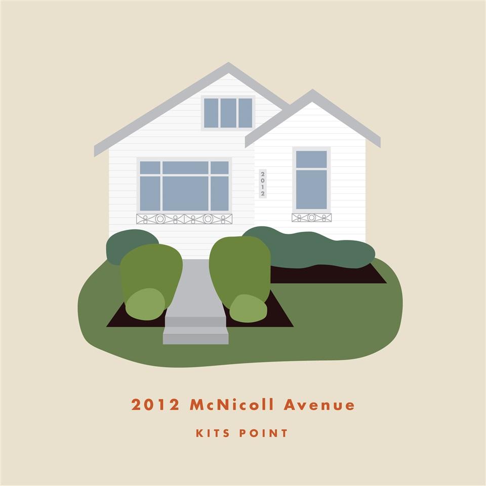 2012 MCNICOLL AVENUE - MLS® # R2429054