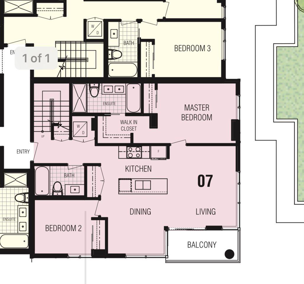 1607 8628 HAZELBRIDGE WAY - MLS® # R2430016