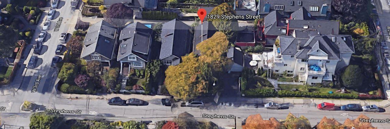 1829 STEPHENS STREET - MLS® # R2430814