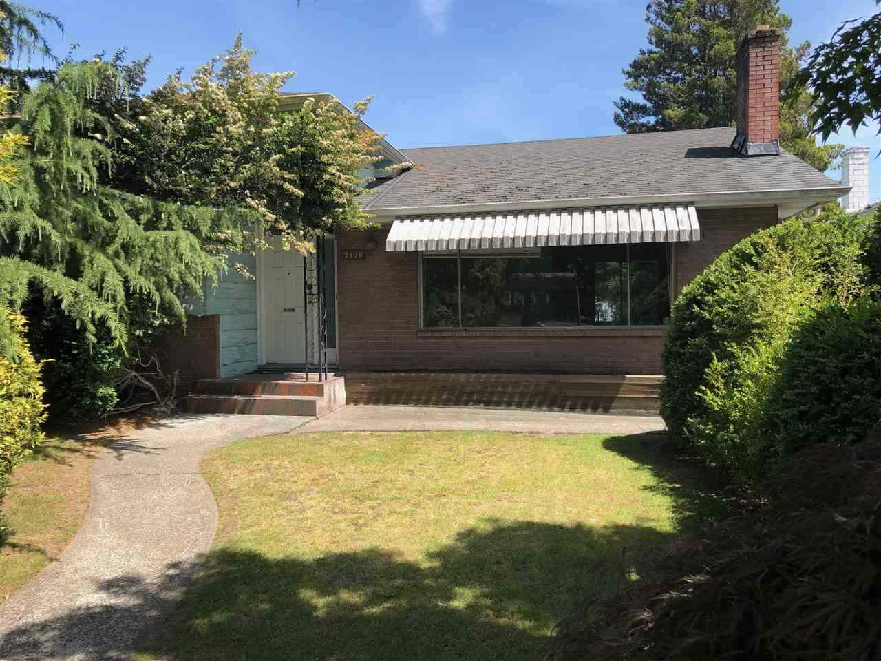 7470 CAMBIE STREET - MLS® # R2430942