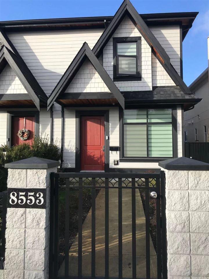 8553 MONTCALM STREET - MLS® # R2431106