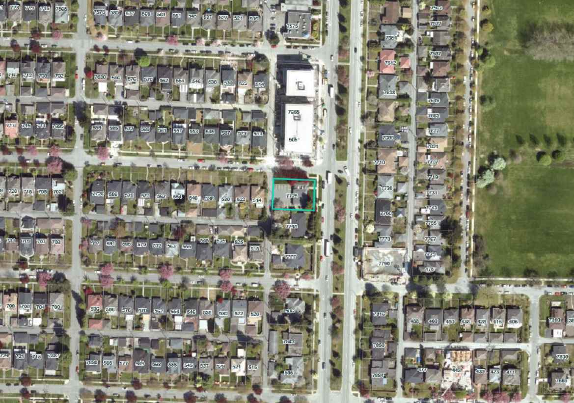 7725 CAMBIE STREET - MLS® # R2431258