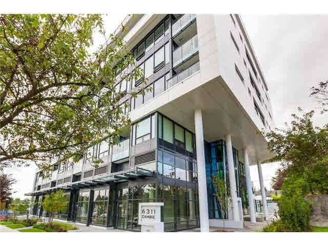 407 6311 CAMBIE STREET - MLS® # R2434899