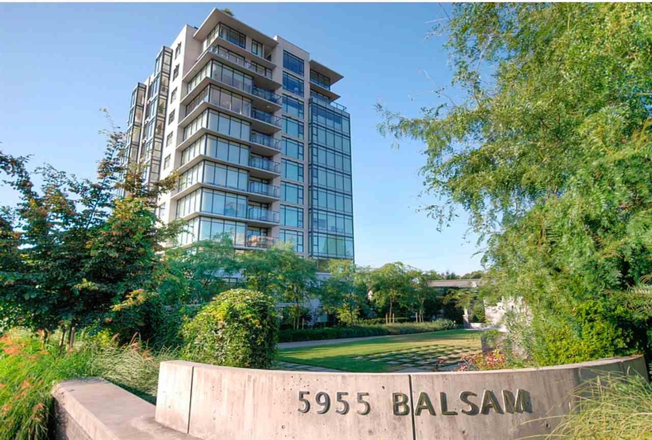 605 5955 BALSAM STREET - MLS® # R2434947