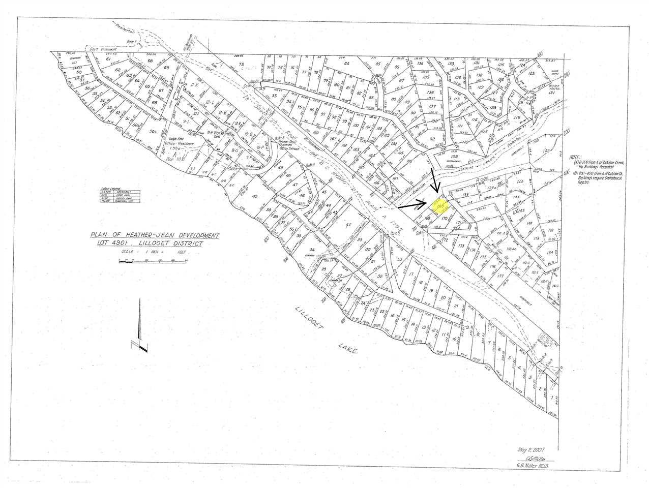 Lot 169 LILLOOET LAKE ESTATES - MLS® # R2437528