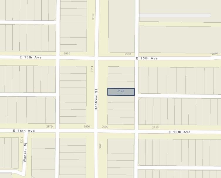 3138 RENFREW STREET - MLS® # R2437760