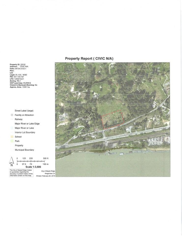 26975 RIVER ROAD - MLS® # R2440127